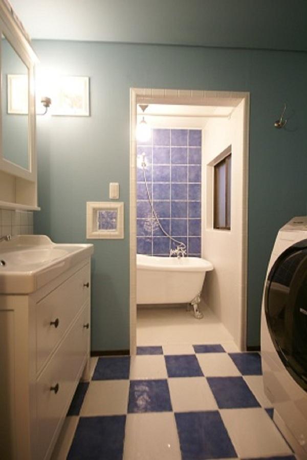 お風呂ではなくバスルームのサムネイル